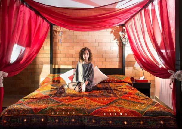 Δωμάτια γυναικών απ' όλο τον κόσμο (5)