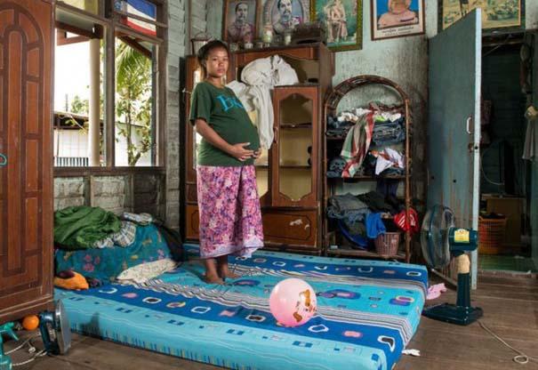Δωμάτια γυναικών απ' όλο τον κόσμο (7)