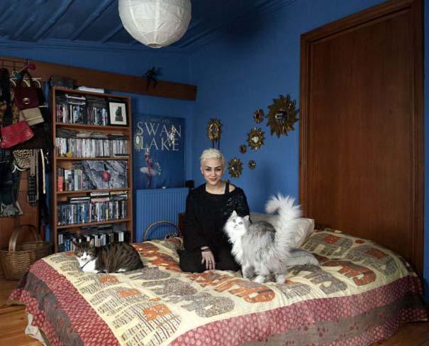 Δωμάτια γυναικών απ' όλο τον κόσμο (9)