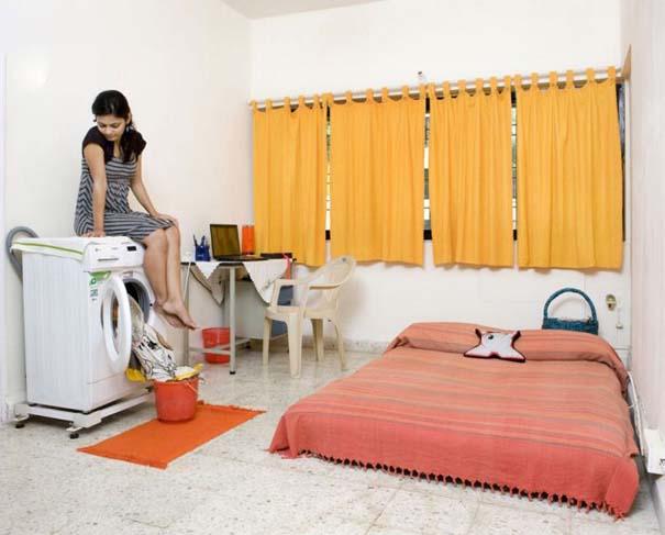 Δωμάτια γυναικών απ' όλο τον κόσμο (15)