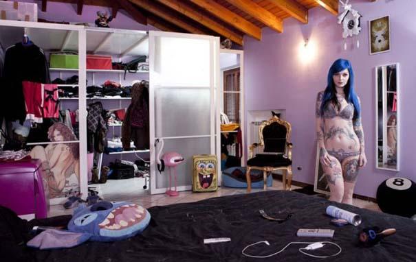 Δωμάτια γυναικών απ' όλο τον κόσμο (16)
