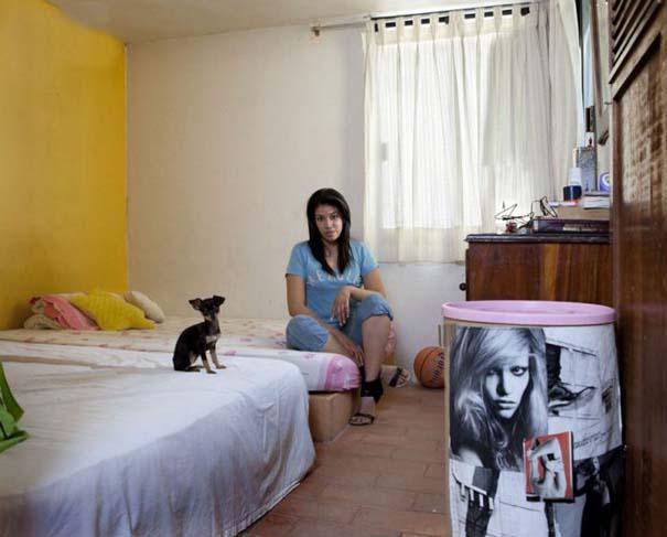 Δωμάτια γυναικών απ' όλο τον κόσμο (30)
