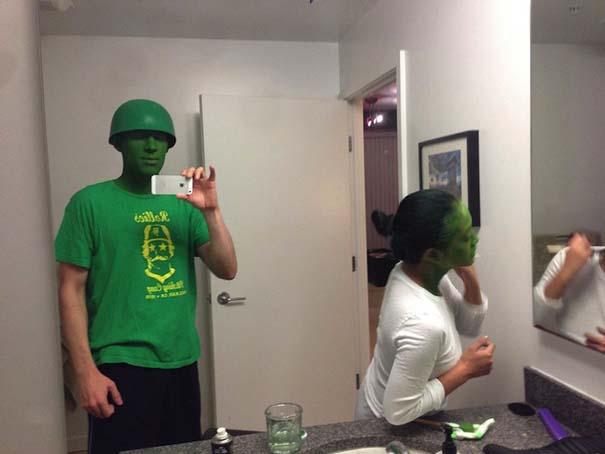 Ένα ζευγάρι... πράσινα στρατιωτάκια (8)