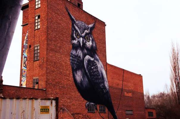 diaforetiko.gr : entypwsiaka graffiti 69 Εντυπωσιακά graffiti στους δρόμους του κόσμου!