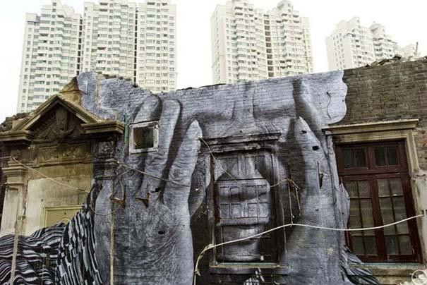 diaforetiko.gr : entypwsiaka graffiti 83 Εντυπωσιακά graffiti στους δρόμους του κόσμου!