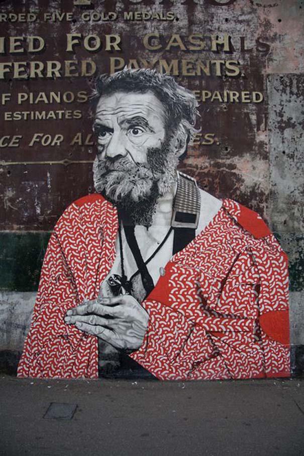 diaforetiko.gr : entypwsiaka graffiti 84 Εντυπωσιακά graffiti στους δρόμους του κόσμου!