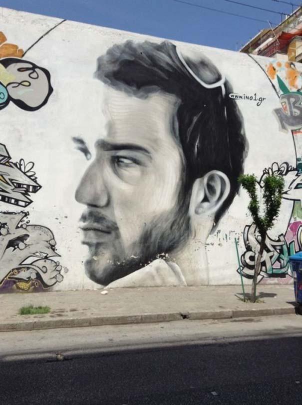 diaforetiko.gr : entypwsiaka graffiti 86 Εντυπωσιακά graffiti στους δρόμους του κόσμου!