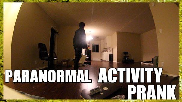 Φάρσα Paranormal Activity