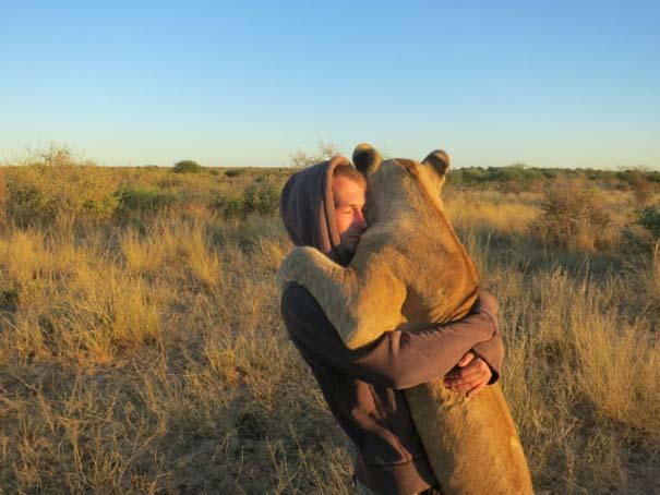 Ο φωτογράφος που έζησε με τα λιοντάρια στην Αφρική (23)