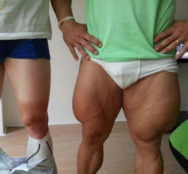 Ο Γερμανός ποδηλάτης με τα τεράστια πόδια (20)