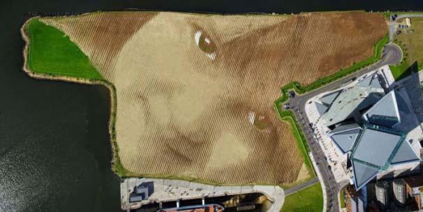 Γιγαντιαίο πορτραίτο στο έδαφος (7)
