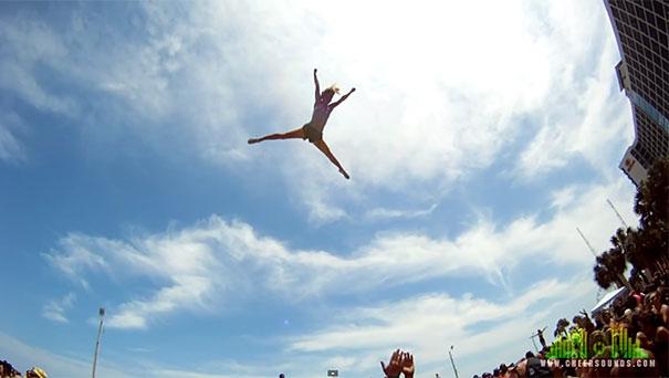 Ιπτάμενες Cheerleaders