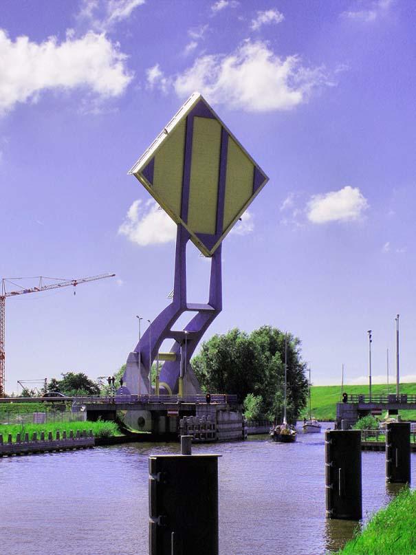 Ιπτάμενη γέφυρα στην Ολλανδία (6)