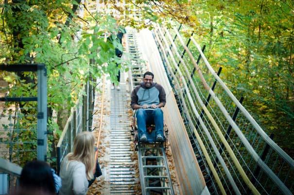 Ιταλός κατασκεύαζε επί 40 χρόνια ολόκληρο λούνα παρκ μόνος του (4)