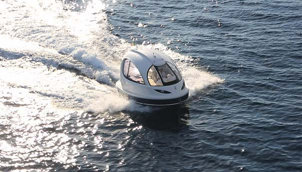 Jet Capsule Mini-Yacht (1)