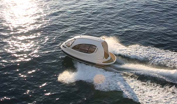 Jet Capsule Mini-Yacht (2)