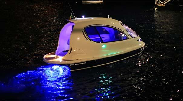Jet Capsule Mini-Yacht (4)