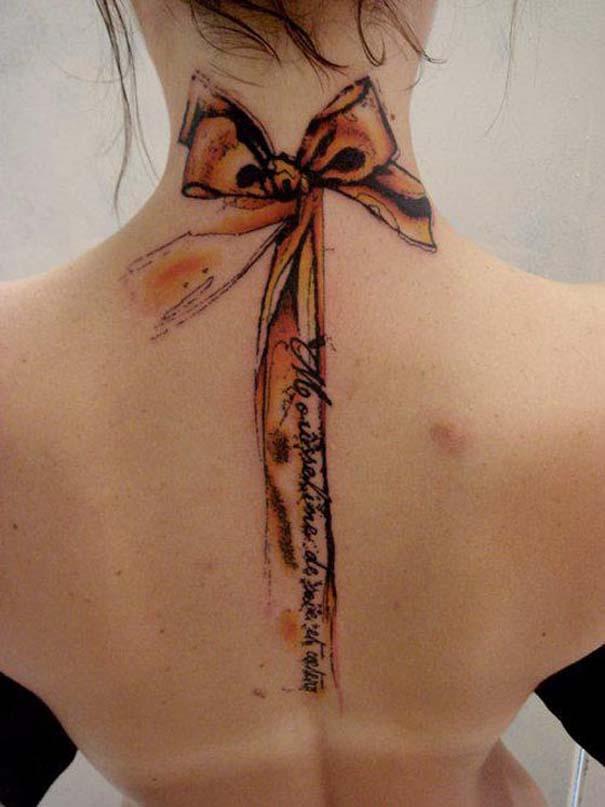 Καλλιτεχνικά τατουάζ που μοιάζουν με υδατογραφίες (3)