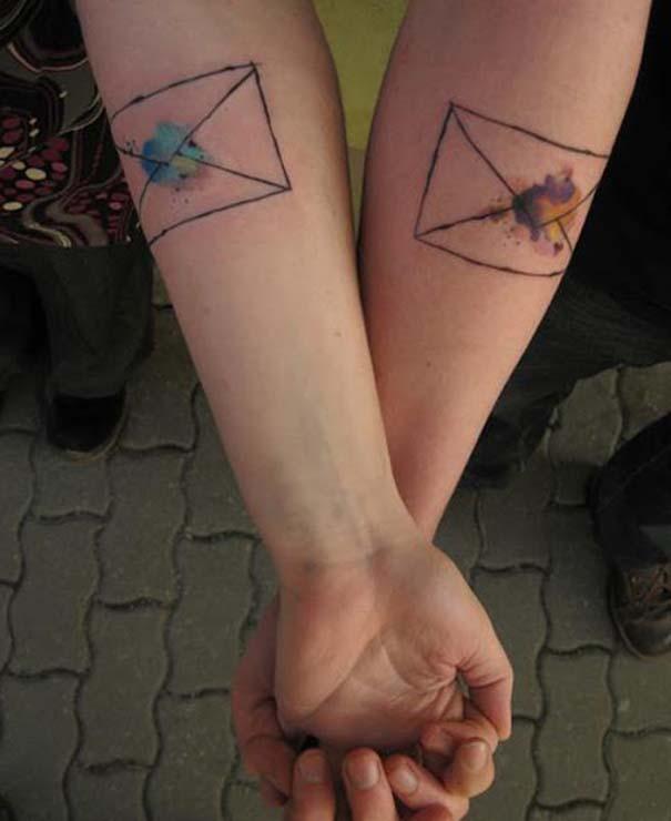 Καλλιτεχνικά τατουάζ που μοιάζουν με υδατογραφίες (17)