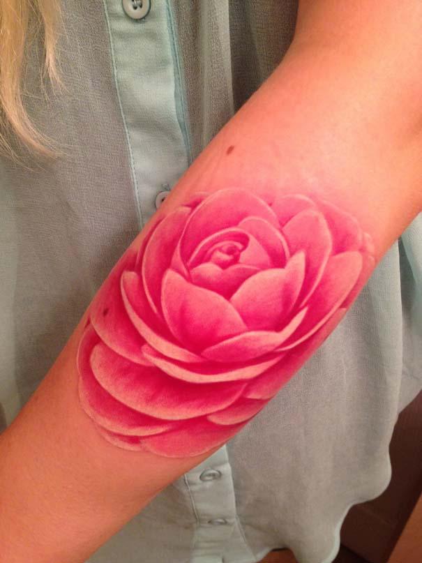 Καλλιτεχνικά τατουάζ που μοιάζουν με υδατογραφίες (26)