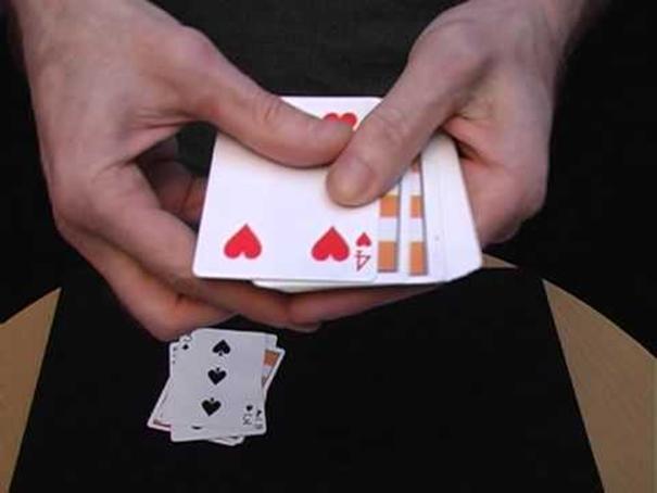 Ένα κόλπο με χαρτιά και πως θα το κερδίζετε πάντα