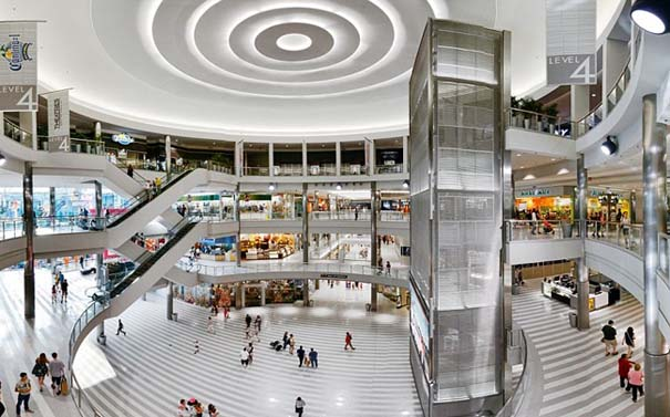 Το μεγαλύτερο εμπορικό κέντρο της Αμερικής (1)
