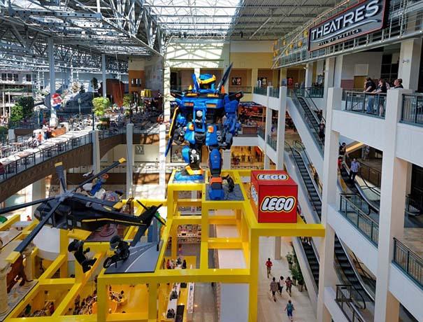 Το μεγαλύτερο εμπορικό κέντρο της Αμερικής (8)