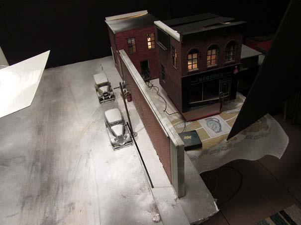 Φωτογραφίζοντας μινιατούρες από την τέλεια γωνία λήψης με φόντο πραγματικού μεγέθους (24)