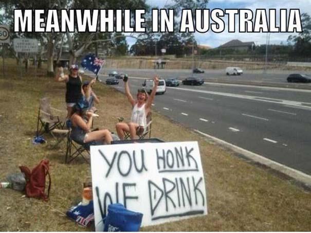 Μόνο στην Αυστραλία (3)