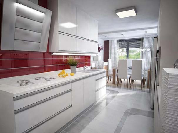 Μοντέρνο διαμέρισμα στη Σλοβακία (6)