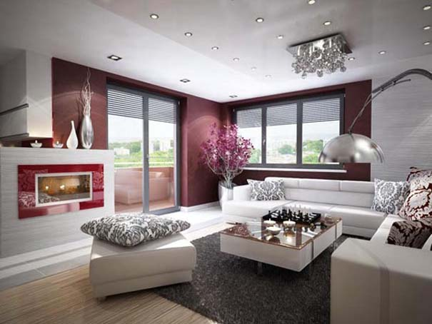 Μοντέρνο διαμέρισμα στη Σλοβακία (9)