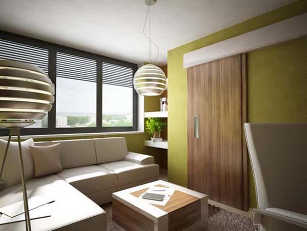 Μοντέρνο διαμέρισμα στη Σλοβακία (13)