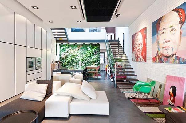 Μοντέρνο και γεμάτο φως σπίτι στη Σιγκαπούρη (2)