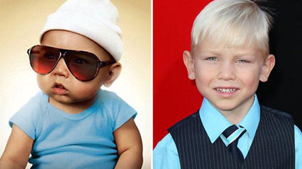 Δείτε πως είναι σήμερα το μωρό από την ταινία Hangover (4)