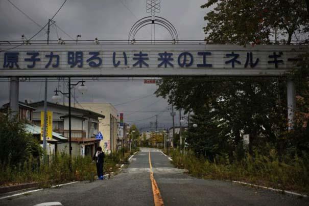 Namie: Μια πόλη φάντασμα στη Φουκουσίμα (8)
