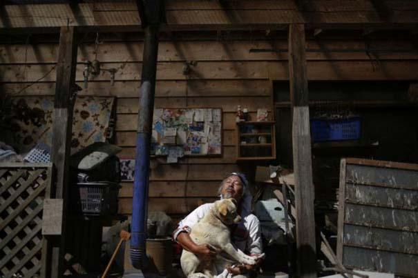 Namie: Μια πόλη φάντασμα στη Φουκουσίμα (10)