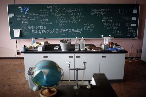 Namie: Μια πόλη φάντασμα στη Φουκουσίμα (19)