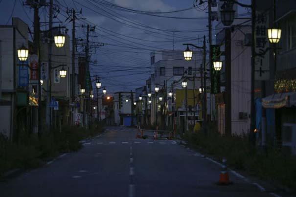 Namie: Μια πόλη φάντασμα στη Φουκουσίμα (20)