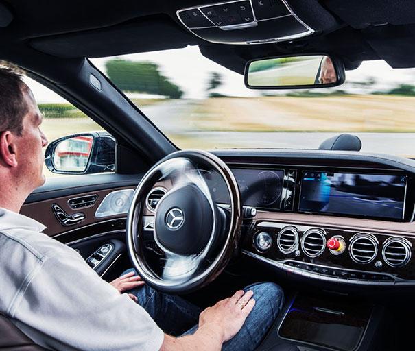 Η νέα Mercedes-Benz που οδηγεί μόνη της
