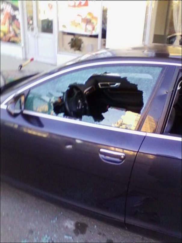 Αυτά συμβαίνουν όταν χτυπάει ο συναγερμός του αυτοκινήτου σου όλη τη νύχτα (4)