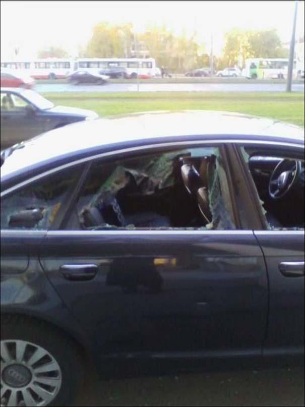 Αυτά συμβαίνουν όταν χτυπάει ο συναγερμός του αυτοκινήτου σου όλη τη νύχτα (6)