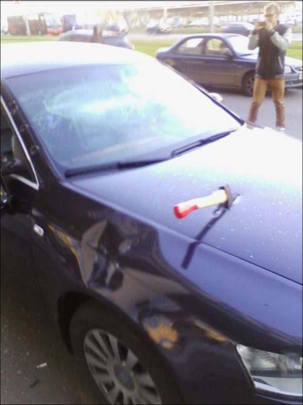 Αυτά συμβαίνουν όταν χτυπάει ο συναγερμός του αυτοκινήτου σου όλη τη νύχτα (7)
