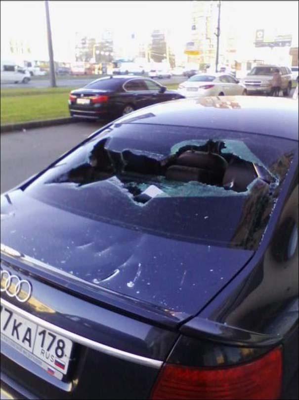 Αυτά συμβαίνουν όταν χτυπάει ο συναγερμός του αυτοκινήτου σου όλη τη νύχτα (8)