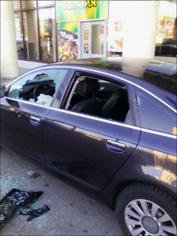 Αυτά συμβαίνουν όταν χτυπάει ο συναγερμός του αυτοκινήτου σου όλη τη νύχτα (9)