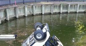 Ασυνήθιστα τροχαία ατυχήματα #18