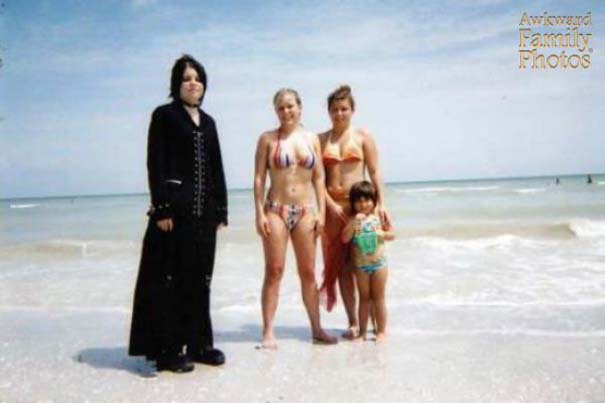 Παράξενες οικογενειακές φωτογραφίες (20)