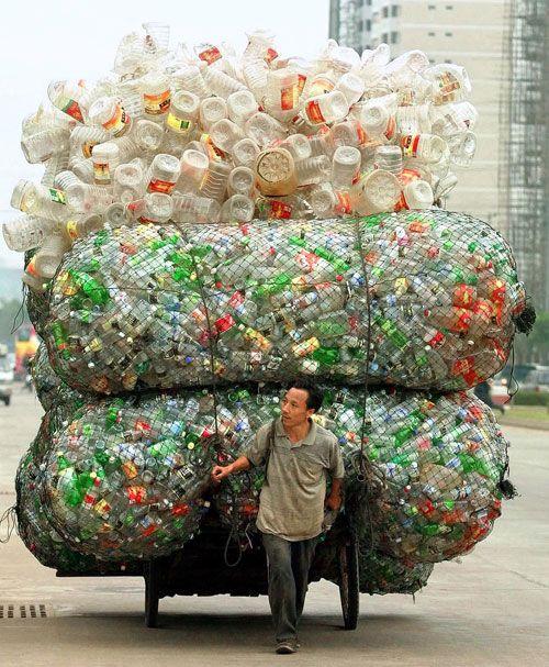Αυτό θα πει ανακύκλωση | Φωτογραφία της ημέρας
