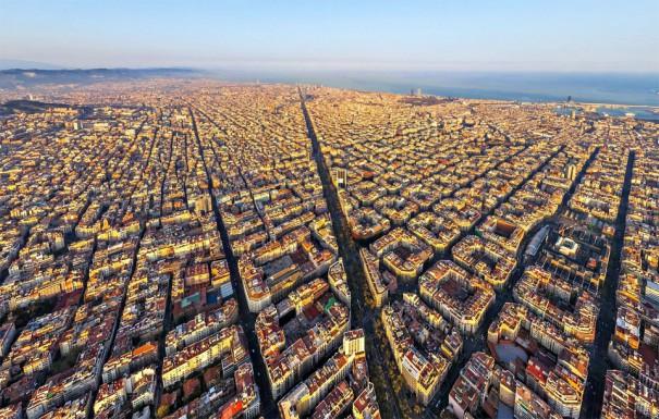 Βαρκελώνη από ψηλά | Φωτογραφία της ημέρας