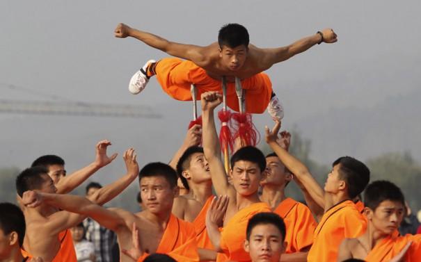 Μαθητευόμενος Shaolin | Φωτογραφία της ημέρας