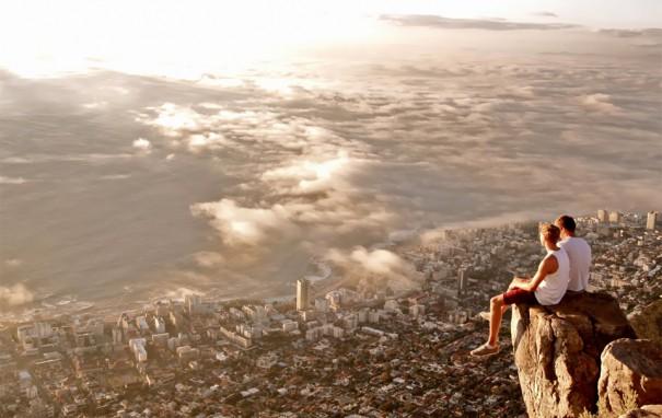 Στην κορυφή του Cape Town | Φωτογραφία της ημέρας